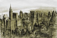 New York Midtown 78 Fine Art Print