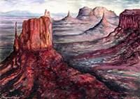 Monument Valley Fine Art Print
