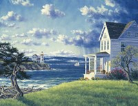Admirality Lighthouse Fine Art Print
