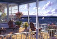 Island Times Fine Art Print