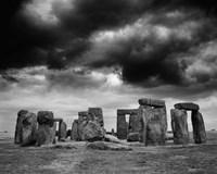 Stonehenge, England 89 Fine Art Print