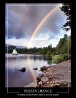 Sailing Under Rainbows Fine Art Print