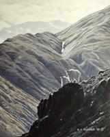 Rock Climbers Fine Art Print