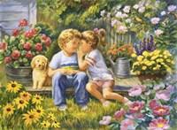 The Secret Garden Fine Art Print