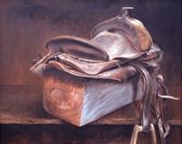 Saddle Up Fine Art Print