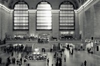 Grand Central Time Lapse Fine Art Print