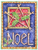 Noel Star Fine Art Print