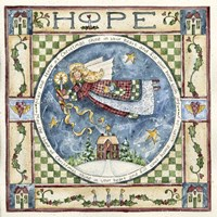 Christmas Hope Fine Art Print