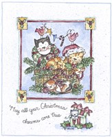 May All Your Christmas Dreams Come True Fine Art Print