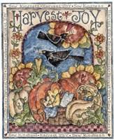 Harvest Joy Fine Art Print