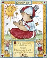 Growing Up - Boy Fine Art Print