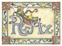 Rejoice Fine Art Print