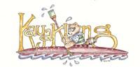 Kayaking Raccoon Fine Art Print