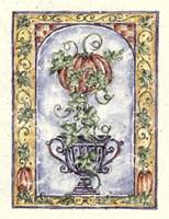 Pumpkin Centerpiece Fine Art Print