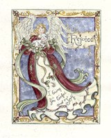 Rejoice Angel Fine Art Print