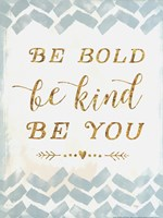 Be Kind Fine Art Print