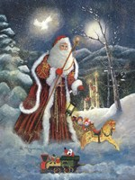 Saint Nikolas Fine Art Print