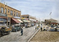 Newport Beach, c.1926 Fine Art Print
