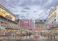 Pike Place Market Fine Art Print