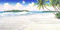 Onda Tropicale Fine Art Print