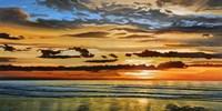 Alba sul Mare Fine Art Print