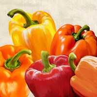 Peppers Fine Art Print