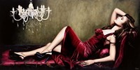 Red Velvet Fine Art Print