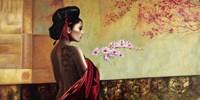 Wild Orchid Fine Art Print