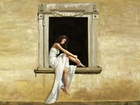 Italian Afternoon Fine Art Print