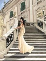 Grand Palais (Detail) Fine Art Print