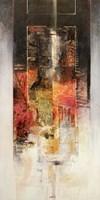 Sinfonia in Rosso Fine Art Print