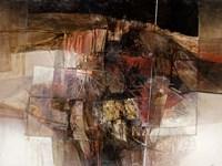 Di sera in Valdichiana Fine Art Print