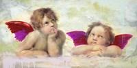 Raphael's Putti 2.0 Fine Art Print