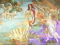 Botticelli's Venus 2.0 Fine Art Print