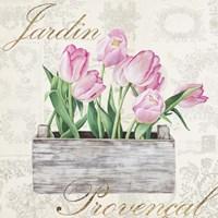 Jardin Provencal Fine Art Print