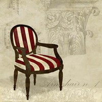 Armchair 1 Fine Art Print