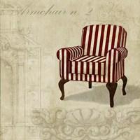 Armchair 2 Fine Art Print