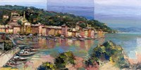 Portofino d'Estate Fine Art Print