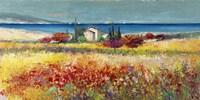 Sogno Mediterraneo Fine Art Print
