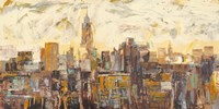 Mattino a New York Fine Art Print