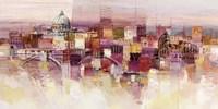 Sognando Roma Fine Art Print