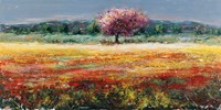 L'albero Rosa Fine Art Print