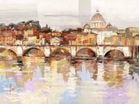 Dolcemente Roma Framed Print