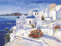 Mykonos Fine Art Print