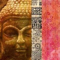 Siddharta (Detail) Fine Art Print