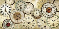 Timepieces Fine Art Print