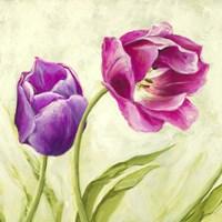 Tulipani Danzanti (Detail) Fine Art Print