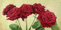 Rose Rosse Fine Art Print