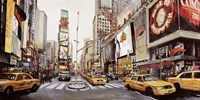 Times Square Perspective Fine Art Print
