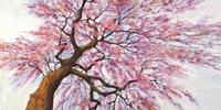 Sotto l'albero in Fiore Fine Art Print